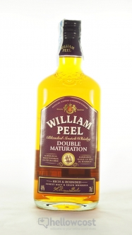 William Peel Double Maturation Whisky 40º 70 cl - Hellowcost