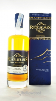 Rozelieures Fumé Collection Whisky 46% 70 cl - Hellowcost