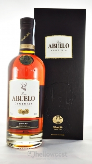 Abuelo 15 Years Tawny Rhum 40% 70 cl - Hellowcost