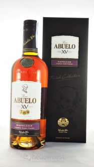 Abuelo 12 Years Gran Reserva Ron 40% 70 cl - Hellowcost