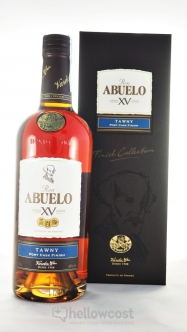 Abuelo 15 Years Oloroso Ron 40% 70 cl - Hellowcost