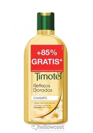Timotei Shampoing Blond Lumière 750 ml