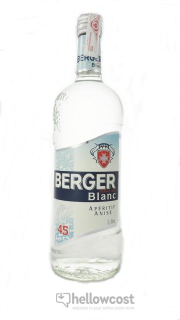 Berger Blanc Pastis 45º 100 Cl