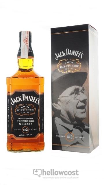 Jack Daniels Master Distiller Nº2 43º 1 Litre