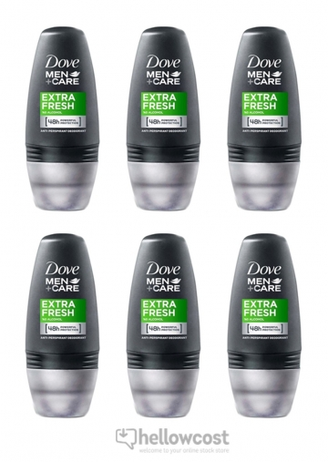 Dove Deodorant Extra Fresh bille 2x50 ml