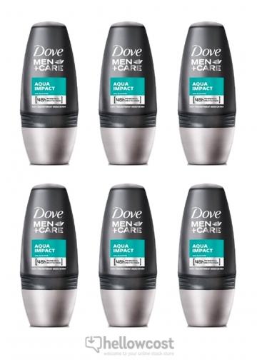 Dove Deodorant Aqua Impact bille 2x50 ml