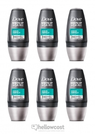 Dove Deodorant Aqua Impact bille 6x50 ml - Hellowcost
