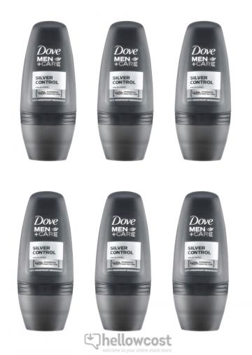 Deo Roll-On Dove Pure 50 Ml