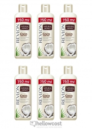 Natural Honey gel ouche Coco Addiction 6x750 ml - Hellowcost