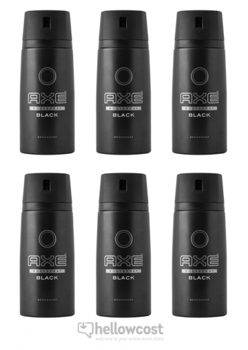 Axe Deodorant Black Spray 2x150 ml