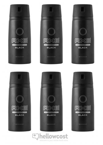 Axe Deodorant Black Spray 2x150 ml