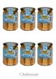 Celorrio Thon Clair A L'huile D'olive Lot De 6 Poids Net 400 Gr Poids Net Égoutté 260 Gr