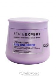 L'Oreal Serie Expert Masque Liss Unlimited 250 ml - Hellowcost