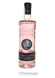Puerto De Indias Strawberry gin 37.5% 70 cl - Hellowcost