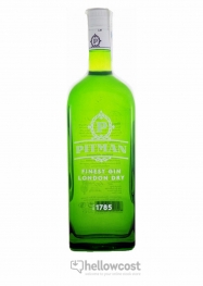 Pitman Premium Gin 40% 70 cl - Hellowcost