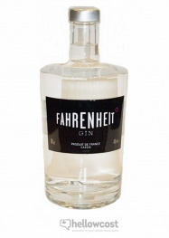 Fahrenheit Gin 40% 70 cl - Hellowcost