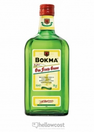 Bokma Oude Jenever Gin 38% 100 cl - Hellowcost