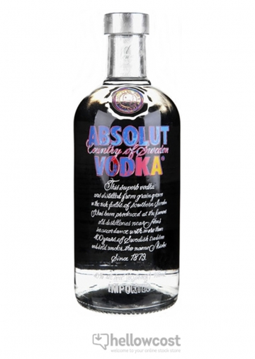 Absolut Andy Warhol Limited Edition Vodka 70 cl