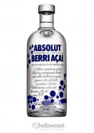 Absolut Apeach Vodka 40% 1 Litre - Hellowcost