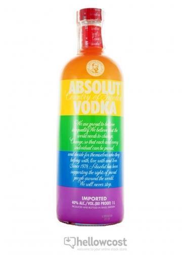Absolut Colors Vodka 40% 100 cl