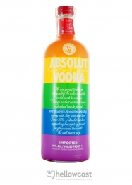 Absolut Citron Vodka 40% 1 Litre - Hellowcost