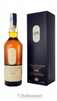 Lagavulin 16 Years Malt Whisky 43º 70 Cl - Hellowcost
