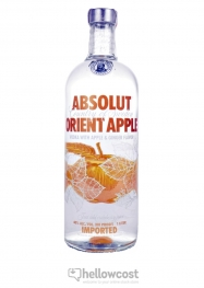 Absolut Orient Apple Vodka 40% 1 Litre - Hellowcost