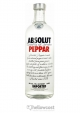 Absolut Peppar Vodka 40% 1 Litre
