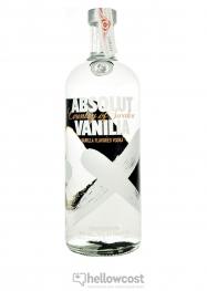 Absolut Vanlia 40% 1 Litre - Hellowcost