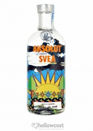 Absolut Level Vodka 40% 1,75 Litres - Hellowcost