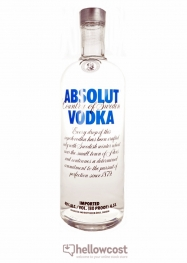 Absolut Vodka 100 50º 1 Litre - Hellowcost