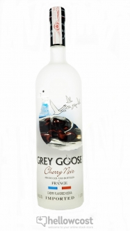 Grey Goose Vodka Cherry Noir 40% 1 Litre - Hellowcost