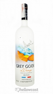Grey Goose Vodka L'orange 40% 1 Litre - Hellowcost