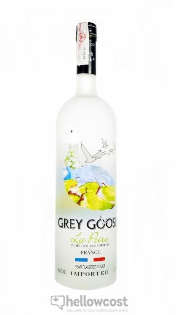 Grey Goose Vodka De Pera 40 1 Litro Hellowcost