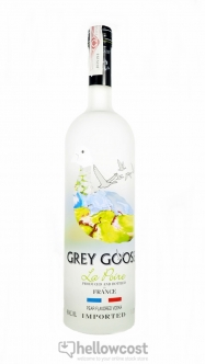 Grey Goose Vodka La Poire 40% 1 Litre - Hellowcost