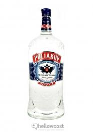 Poliakov Vodka 37.5% 2 Litres - Hellowcost