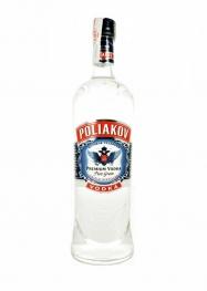 Poliakov Vodka 37,5º 1 Litre - Hellowcost