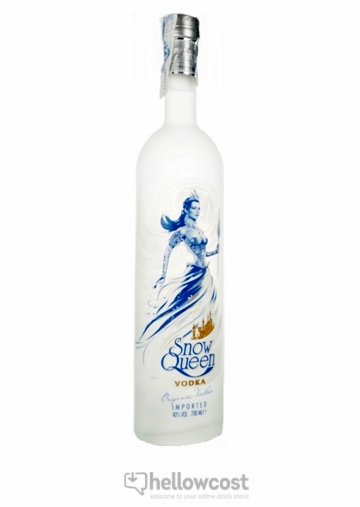 Snow Queen Ecologic Vodka 40% 70 Cl
