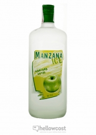 Ice Manzana Verde Licor 20% 100 cl - Hellowcost