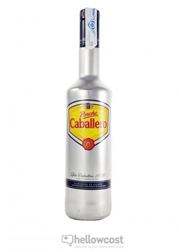 Licor Ponche Caballero 25% 70 Cl