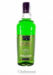 Verveine Du Velay Verte Liqueur 55º 70 Cl - Hellowcost