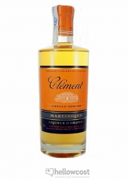 Clement Shrubb Orange Rhum 40º 70 Cl - Hellowcost