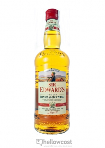 Sir Edwards Magnum Whisky 40º 2 Litres
