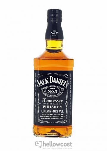 Jack Daniels Bourbon 40º 1 Litre