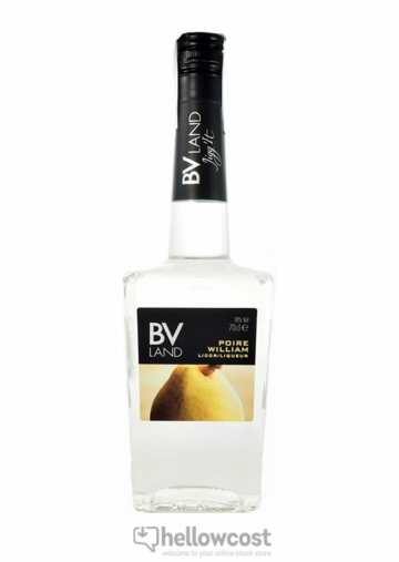 Poire William Liqueur Bv Land 18º 70 Cl