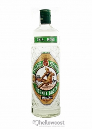 Anis Del Mono Anisette Doux 35º 70 Cl - Hellowcost