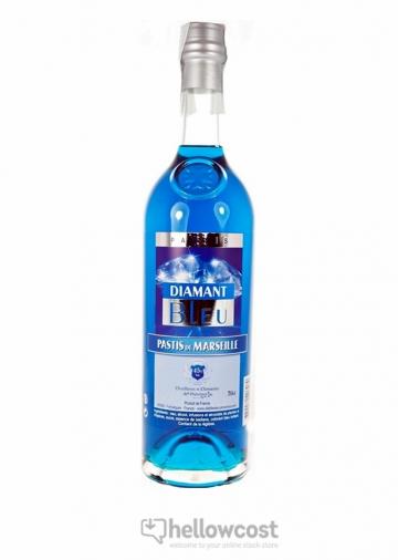 Diamant Bleu Pastis 45% 70 Cl