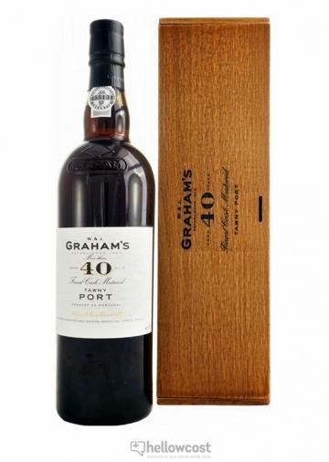 Grahams 40 Ans Porto 20º 75 Cl