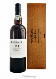 Grahams 40 Ans Porto 20º 75 Cl - Hellowcost