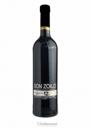 Don Zoilo Pedro Ximenez 12 years 18% 75 cl - Hellowcost